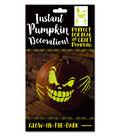 Halloween Instant Pumpkin Decoration Kit-Scary Face