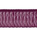 Simplicity Trims-3\u0022 Burgundy Bullion Fringe