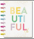 Me & My Big Ideas Happy Planner 12 Month Classic Planner-Beautiful Life