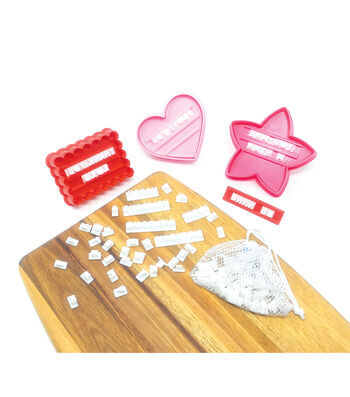 Valentine's Day Cookie Stamp Set