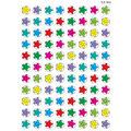 Teacher Created Resources Happy Stars Mini Stickers 12 Packs