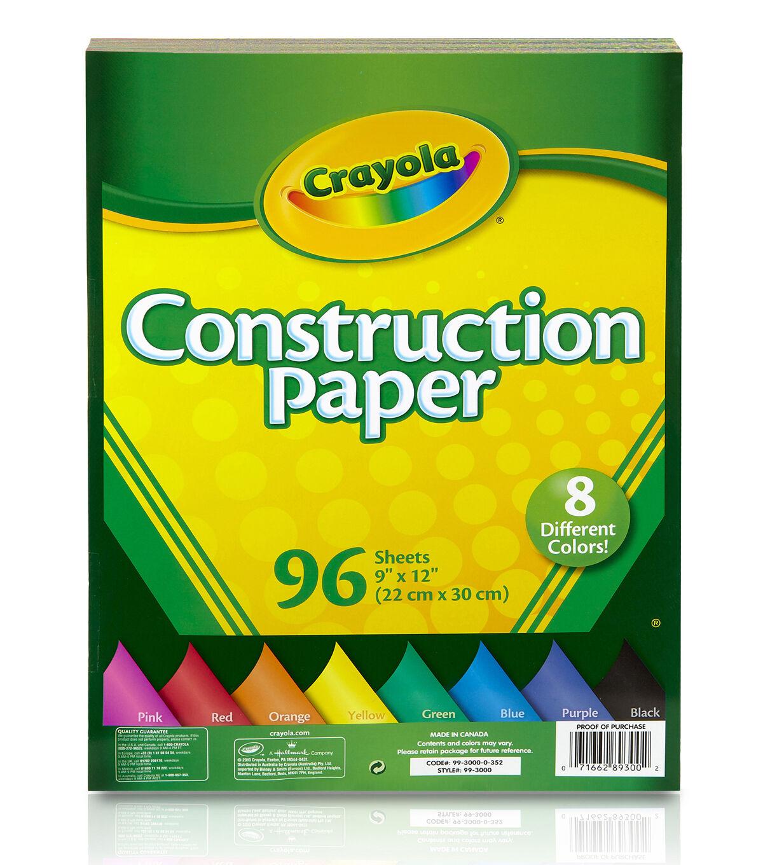 "Crayola Doodle Pad 9/""X12-60 Sheets//Pkg Bulk Buy 6-Pack"