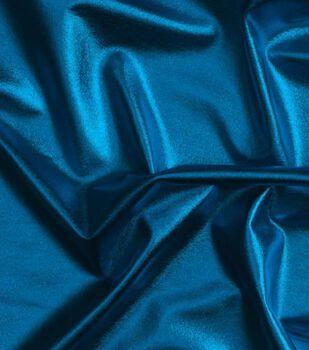 Cosplay by Yaya Han 4-Way Metallic Fabric -Metallic Turquoise