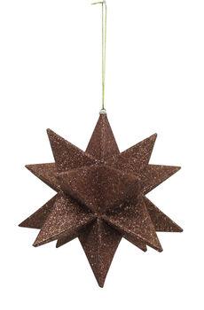 Handmade Holiday Christmas Mystical Midnight Paper Star Ornament
