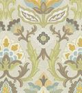 Waverly Upholstery Fabric 54\u0022-Isadora Haze