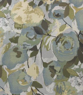 """Richloom Studio Multi-Purpose Decor Fabric 54""""-Wilbur/Aquamarine"""