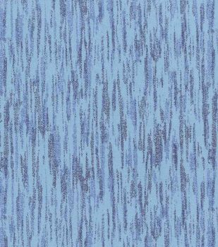 Keepsake Calico Cotton Fabric -Blue Karval