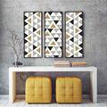 York Wallcoverings Wallpaper-Geometric Triangle