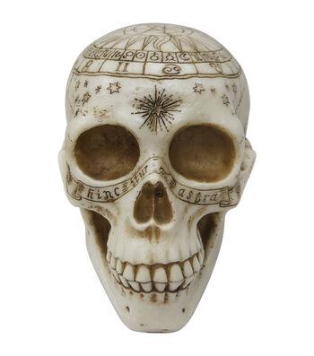 Maker's Halloween Resin Mystic Skull