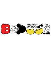 York Wallcoverings Wall Decals-Mickey Mouse Icons, , hi-res