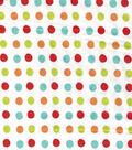 Nursery Flannel Fabric -Multi