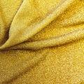 Metallic Knit Fabric -Gold