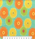 Anti-Pill Fleece Fabric 59\u0022-Springdale Calypso