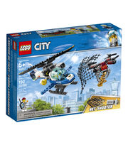 LEGO City Sky Police Drone Chase Set, , hi-res