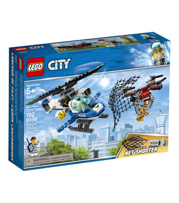 LEGO City Sky Police Drone Chase Set