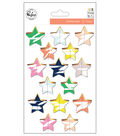 Pinkfresh Studio The Mix No. 2 Stitched Stars Die-Cuts with Gold Foil