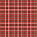 Super Snuggle Flannel Fabric-Red & Green Tartan Plaid