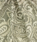 Optimum Performance Multi-Purpose Decor Fabric 54\u0027\u0027-Fossil Paisley