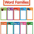 Word Families: Bulletin Board Set
