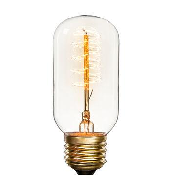 Hudson 43 Edison Bulb Oblong with Swirl Filament