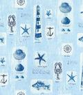 Waverly Upholstery Fabric 54\u0022-Resort Mist