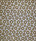 Gianna Geometric Chemical Lace Fabric 52\u0022