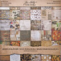 Idea-Ology Paper Stash Paper Pad 8\u0022X8\u0022 36/Pkg-Collage