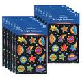 Carson Dellosa Be Bright Motivational Stickers 12 Packs