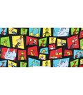 Dr. Seuss Fleece Fabric 60\u0027\u0027-Multi Character Block