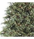 Bloom Room 7\u0027 New England Pine Pre-Lit Christmas Tree
