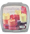 Yaley Crystallizing Candle Wax-1 lb/Pillars & Votives