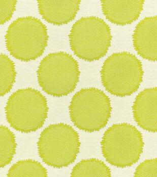 "Waverly Upholstery Fabric 55""-Circling Green Tea"