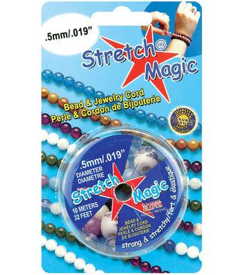 Stretch Magic .5mm Bead & Jewelry Cord-10 Meters