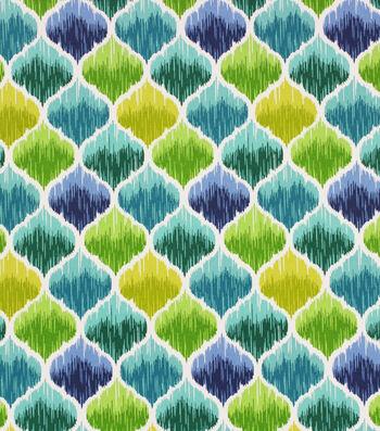 Solarium Outdoor Print Fabric 54''-Acadia Island