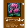 Strathmore Watercolor Block Paper Pad 9\u0022X12\u0022-140lb Cold Press 15 Sheets