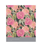 Kaisercraft Sticker Book 6''X8'' 12/Pages-With Love, 6 Designs/2 Each, , hi-res