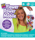 Craft EZ Oven-Colorshrink Flower Mobile