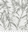 Tommy Bahama Upholstery Fabric 13x13\u0022 Swatch-Jungle Love Circa Parchment