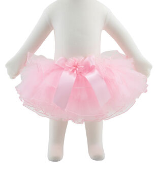 Maker's Halloween Toddler Tutu Costume-Pink