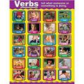 Carson-Dellosa Verbs Chart 6pk
