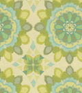 Home Decor 8\u0022x8\u0022 Fabric Swatch-Waverly Spellbound Jade