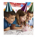Wooden Play Food Triple-Layer Party Cake-