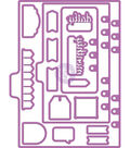 My Prima Planner Metal Dies-Shapes #1