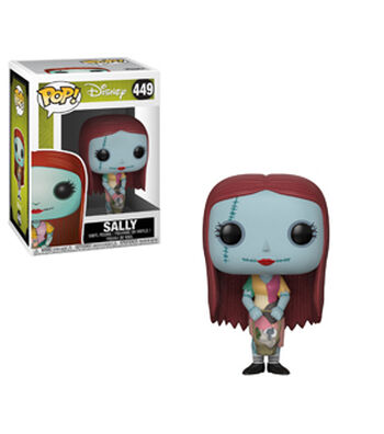 Funko POP Nightmare Before Christmas-Sally with Basket
