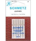 Schmetz Leather Machine Needles 5/Pk-Size 14/90
