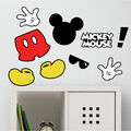 York Wallcoverings Wall Decals-Mickey Mouse Icons