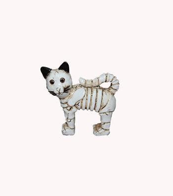 Maker's Halloween Littles Cat Skeleton