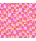 Keepsake Calico Cotton Fabric -Pink Mosaic