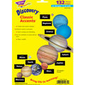 Planets Classic Accents Variety Pack, 132 Per Pack, 6 Packs