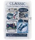 Debbi Moore USB Key Compendium Paper Craft Collection-Classic Cards